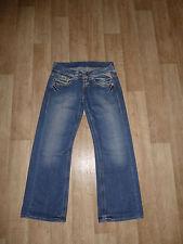 Replay Damen-Jeans im Weites Bein-Stil