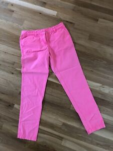 Women's Vineyard Vines Hot Pink Pants Size 4