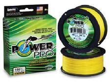 Power Pro Spectra Braid Yellow, 40 lb 500 yards, NEW
