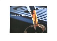 BMW 3 SERIES Service Book Brand New for All Petrol and Diesel Models