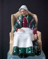 """Royal Doulton Figurine Forty Winks  HN 1974   6-3/4"""" tall  Mint Condition"""
