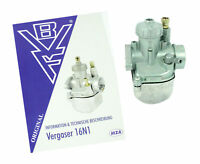 BVF Vergaser 16N1-12 Simson SR50 KR51 Schwalbe komplett Motor Zinkguss 1. Wahl