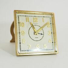 Antike Cartier Pendulette Clock, vergoldet, Läutwerk, 8 Days, Herrlich!