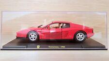 Ferrari Testarossa (1984) scala 1/24 Edicola serie Le Grandi Ferrari