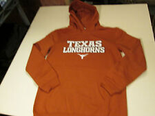 TEXAS LONGHORNS HOODY YOUTH SIZE LARGE (14-16) NWT