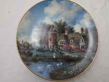 Grand Manor Country Gardens Collector Plate