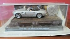 JAMES BOND COLLECTION ISSUE 4 - BMW Z8 - THE WORLD IS NOT ENOUGH