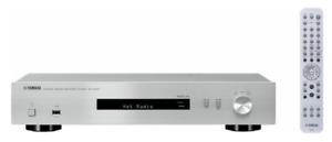 Yamaha NP-S303 Netzwerkplayer (Internetradio), Streaming Player, Silber 19267040