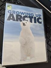 Animal Planet Growing Up Arctic Animal Adventure DVD Brand New & Sealed !!!