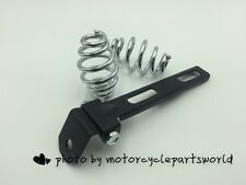"""Motorcycle Solo Seat 3"""" Spring Bracket For Harley Davidson Softail Sportster"""
