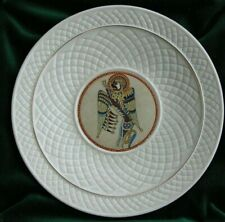 Irish Belleek Collectors Society St Mark Plate, Second Edition