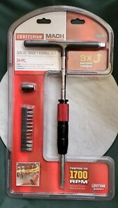 craftsman Mach series T handle 14 PC 3/8 IN Drive 950014
