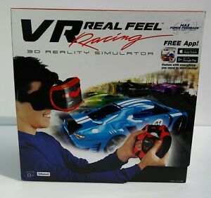 VR Real Feel Virtual Reality Car Racing Gaming System Bluetooth Steering