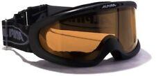 Skibrille Alpina Magnum Quattroflex für Brillenträger A7014 Reduziert !