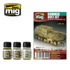 Ammo by Mig Weathering Set - Summer Dust Set A.MIG-7401