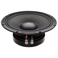 "POWERBASS XPRO-8 8"" 200W RMS XPRO-SERIES 4-OHM CAR PRO AUDIO MID-RANGE SPEAKER"