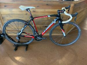2014 Specialized S-WORKS Full Carbon Crux- 54CM- Di2 Ultegra
