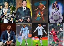 SOCCER WEEKLY CARD FOOTBALL 2014 2015 2016 2018