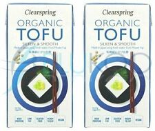 Clearspring Organic ambiante Tofu - 300 g (Pack de 2)