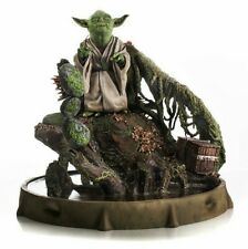 Star Wars Episode V Yoda 1:4 Scale Legacy Replica Statue Iron Studios Sideshow