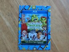 2018 TOPPS WACKY PACKAGES GO TO THE MOVIES CLASSIC FILM STICKER SHREK 13 PARODY