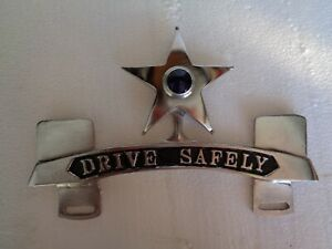 1 Safety Star Lice..topper Chevy,Ford,Pontiac 1937,38,39,40,41,42,46,47,48,49,50
