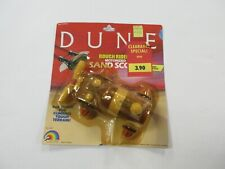 1984 LJN DUNE ROUGH RIDERS MOTORIZED SAND SCOUT SAND ROLLER VEHICLE SEALED
