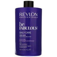 Champús y acondicionadores cabello fino acondicionadores Revlon para el cabello