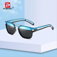 DUBERY Men Women Polarized Sport Sunglasses Outdoor Driving Coating Glasses Hot
