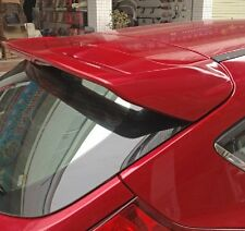 NEW FORD FOCUS HATCH GENUINE STYLE SPOILER HIGH QUALITY ABS PLASTIC RRP $ 550
