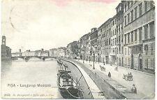 PISA - LUNGARNO MEDICEO 1915