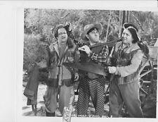 Three Stooges Rocking Through The Rockies RARE Photo