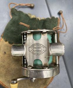 Early SHAKESPEARE CRITERION 1960 LEVEL-WINDING 1922 MODEL CASTING REEL