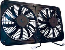 """Maradyne Fans MJS26K Jetstreme II Low Profile Dual 12"""" Fans 2,600 CFM 25.2 Amp"""