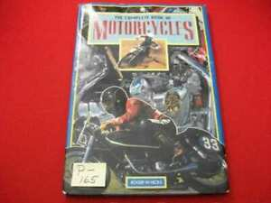 THE COMPLETE BOOK OF MOTORCYCLES BY ROGER W. HICKS FANTASTIC PHOTOS! GREAT INFO!