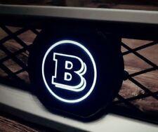 Smart ForTwo 451 '07-12 Brabus LED Logo 3D Emblem auf Frontgrill Kühlergrill