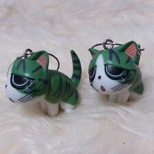 Charms Dangle Huggie Hook Earrings Fashion New Cool Cute Lovely Sad Moody Cat