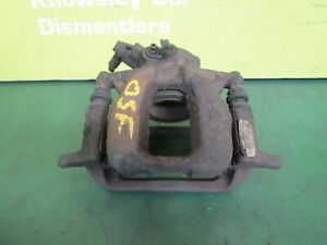 PEUGEOT 407 (04-10) OFF DRIVER SIDE FRONT BRAKE CALIPER