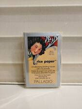 Lot of 2 Palladio Oil Absorbing Blotting Tissue. Rice Paper (Rpa3 Natural)