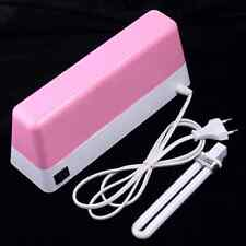 Nail Art Dryer 9W Curing UV GEL Light Bulb Lamp Pink Dryer Boxed Beauty