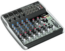 BEHRINGER XENYX Q1202 USB - Mixer 12 In con Interfaccia USB