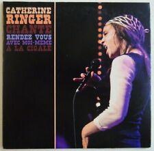 CATHERINE RINGER : RENDEZ VOUS AVEC MOI MÊME (A LA CIGALE) ♦ CD SINGLE PROMO ♦