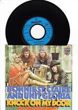 "7"" Bonnie St. Claire - & Unit Gloria - Knock on my Door -----"