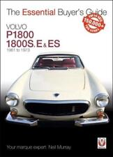 VOLVO P1800 1800S 1800E 1800ES  1961 TO 1973 ESSENTIAL BUYERS GUIDE BOOK