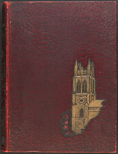 1937 Fordham University Yearbook - With Vince Lombardi! Green Bay Packers!!