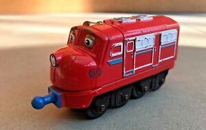 Chuggington Railway Die-Cast, by Learning Curve: Wilson, Diesel-Electric Hybrid