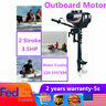 HANGKAI 2 Stroke  3.5HP Outboard Motor Fishing Boat  Engine Water Cooling System