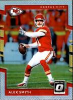 2017 Donruss Optic Football Holo Refractor Singles (Pick Your Cards)
