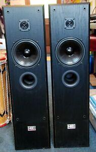 Cerwin Vega HED165 Speakers (pair) 120 watt