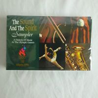 History of Music at the Olympics Cassette Various Artists new sealed